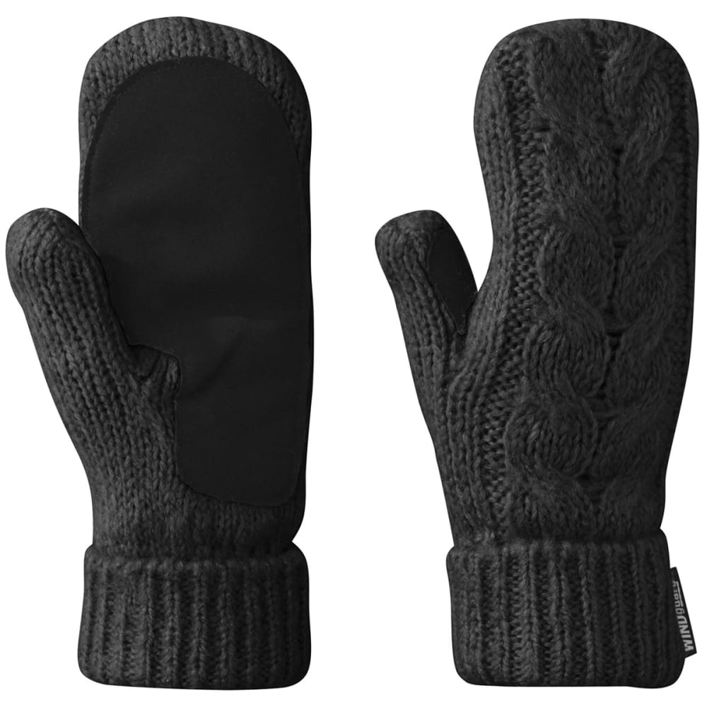 OUTDOOR RESEARCH Women's Pinball Mittens - BLACK