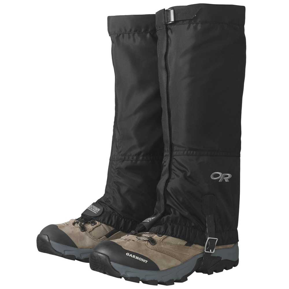 OUTDOOR RESEARCH Women's Rocky Mt High Gaiters - BLACK