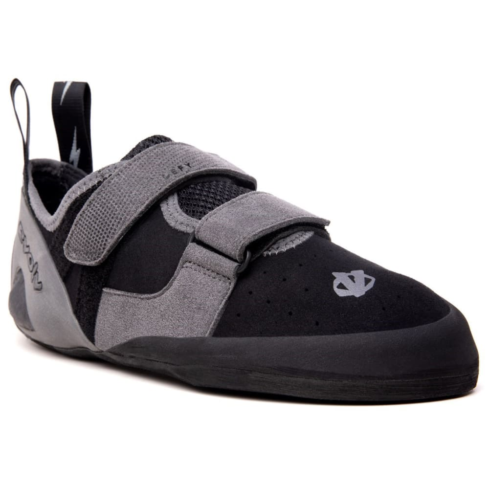 EVOLV Defy Climbing Shoes, Black - BLACK