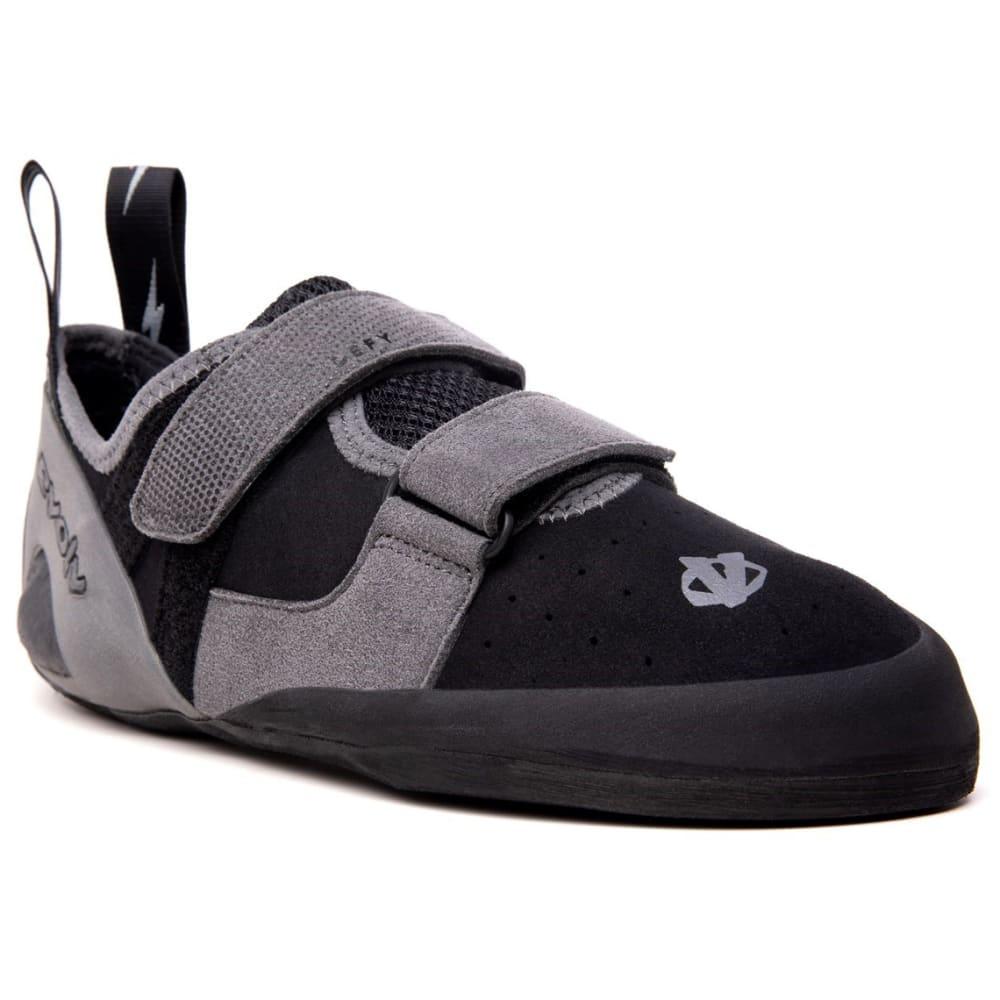 EVOLV Defy Climbing Shoes, Black - BLACK