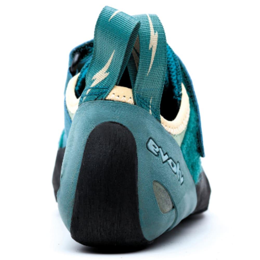 EVOLV Women's Elektra Climbing Shoes, Jade - JADE