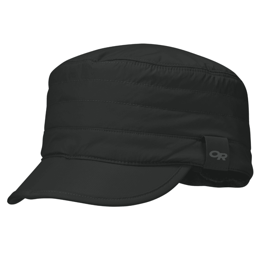OUTDOOR RESEARCH Inversion Radar Cap - BLACK