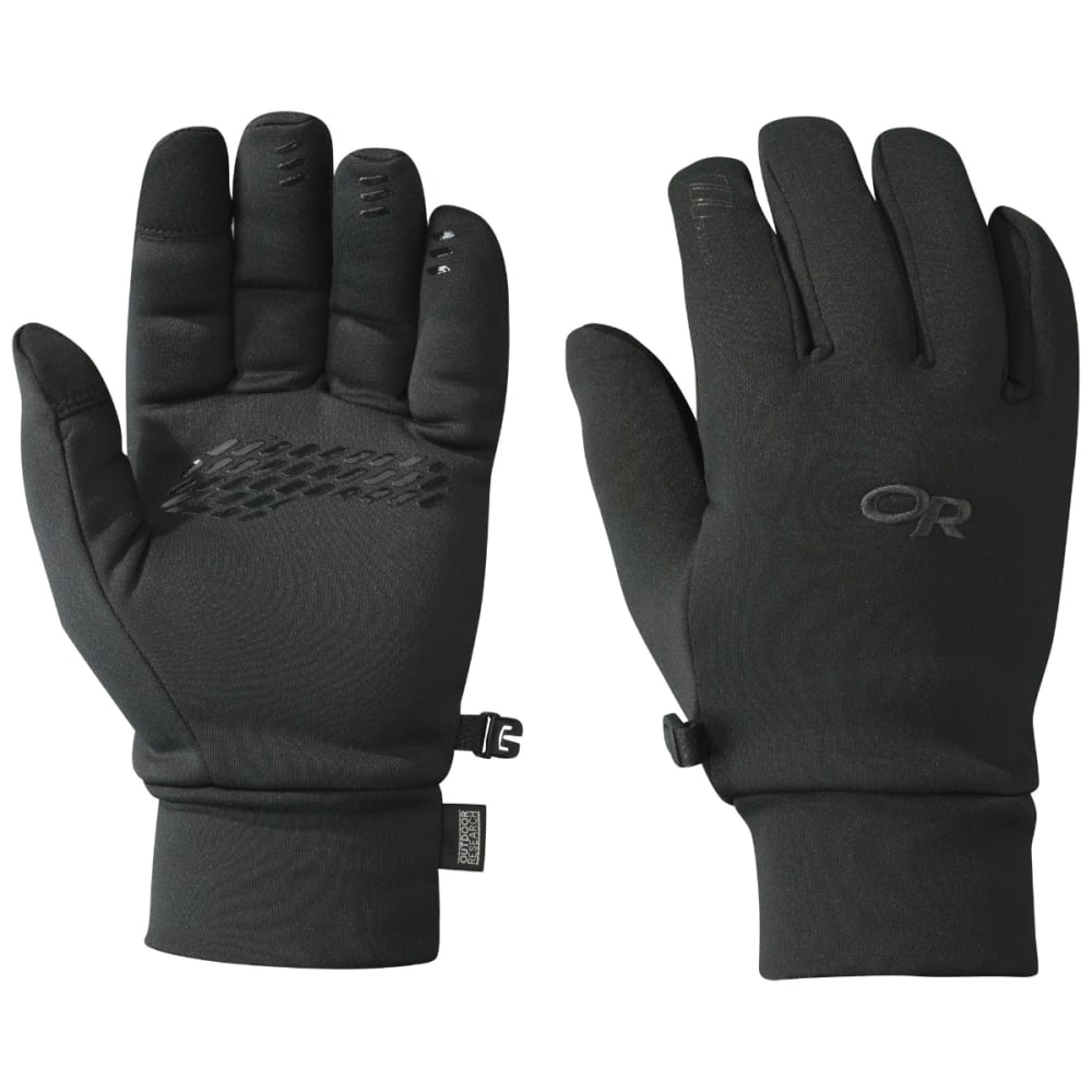 OUTDOOR RESEARCH Men's PL 400 Sensor Gloves - BLACK