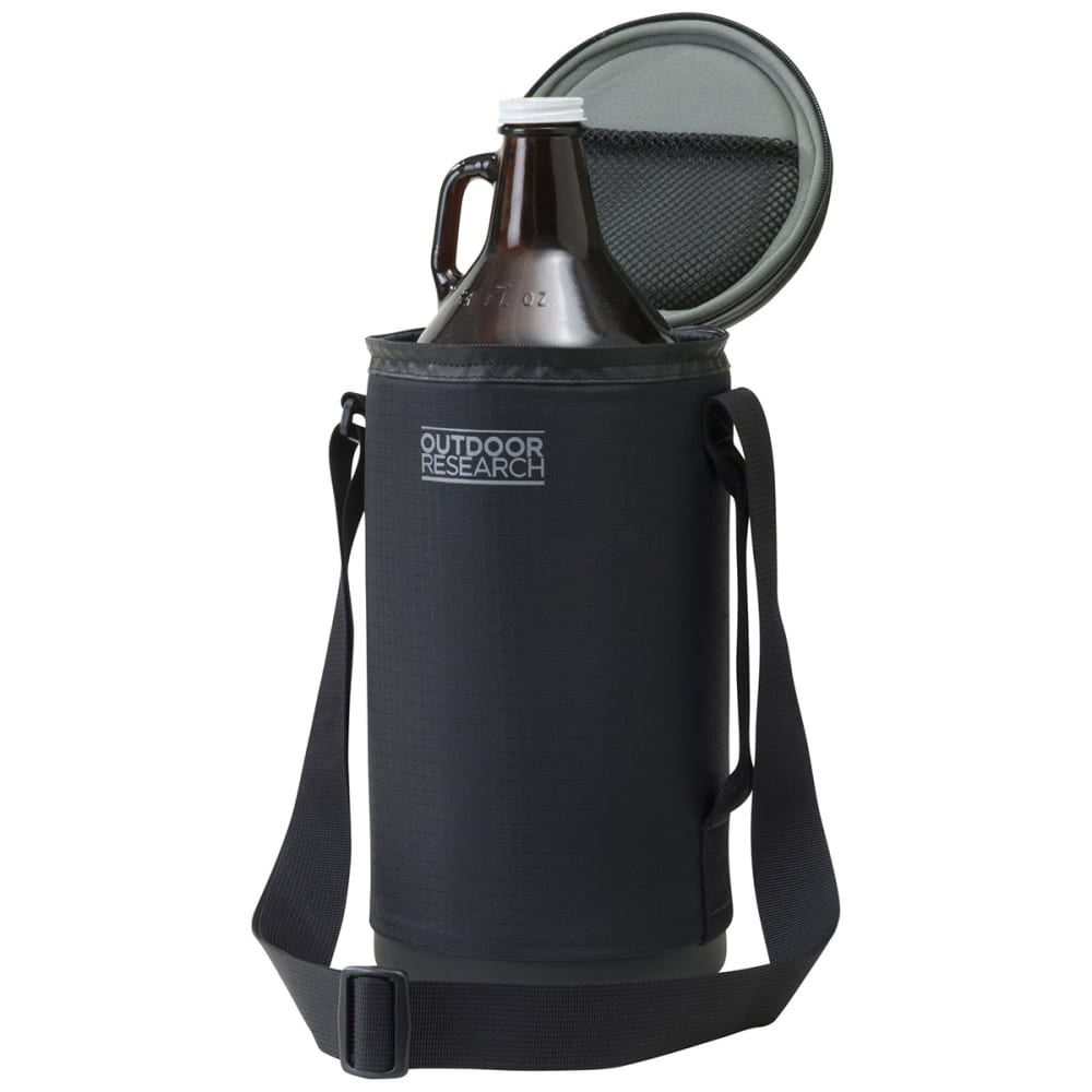 OUTDOOR RESEARCH Water Bottle Growler Parka - BLACK