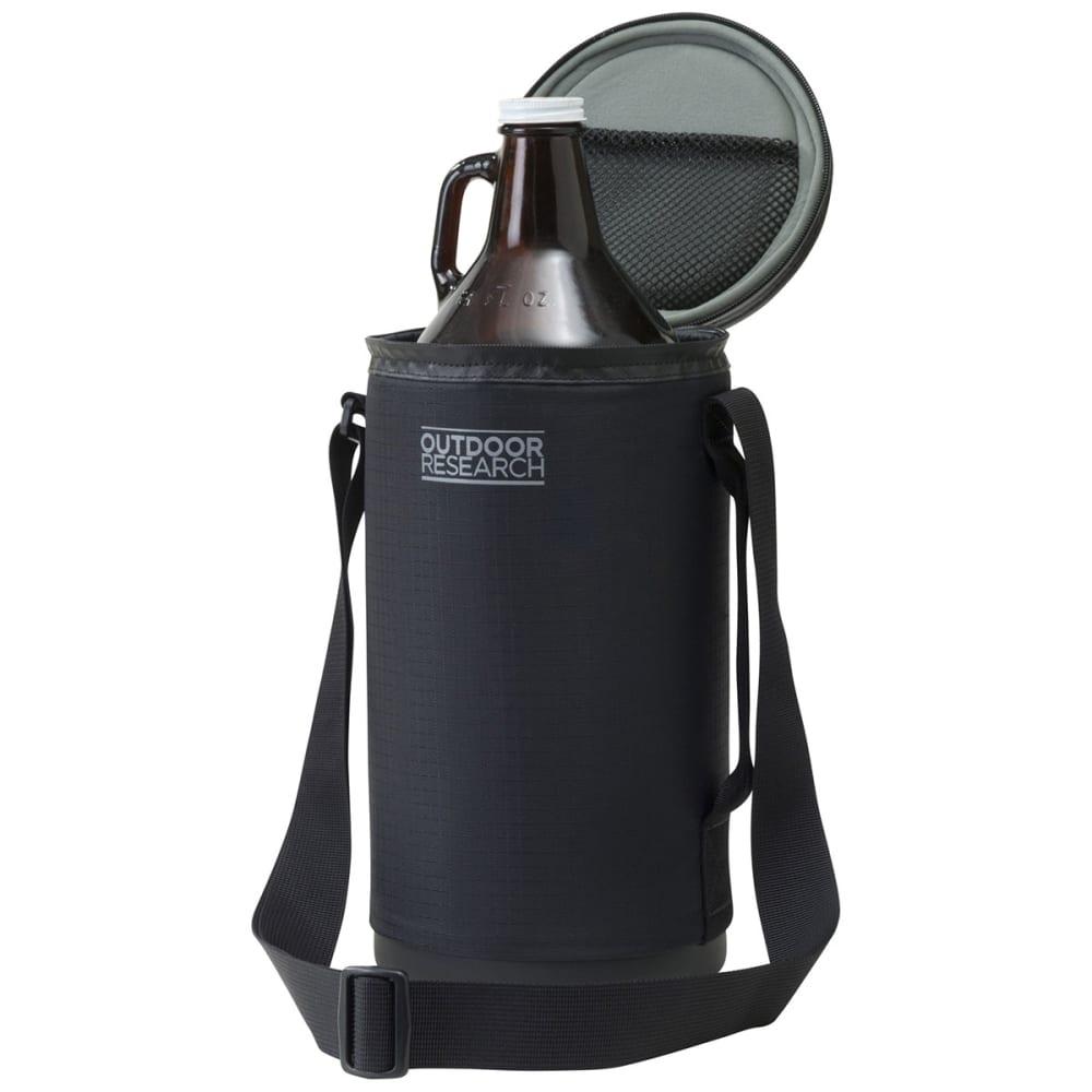 OUTDOOR RESEARCH Water Bottle Growler Parka - BLACK