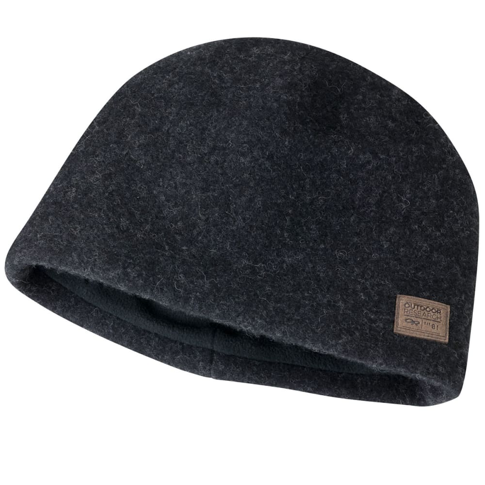 OUTDOOR RESEARCH Whiskey Peak Beanie - BLACK