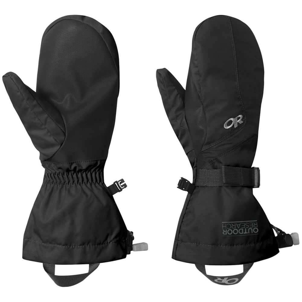 OUTDOOR RESEARCH Women's Adrenaline Mitts - BLACK