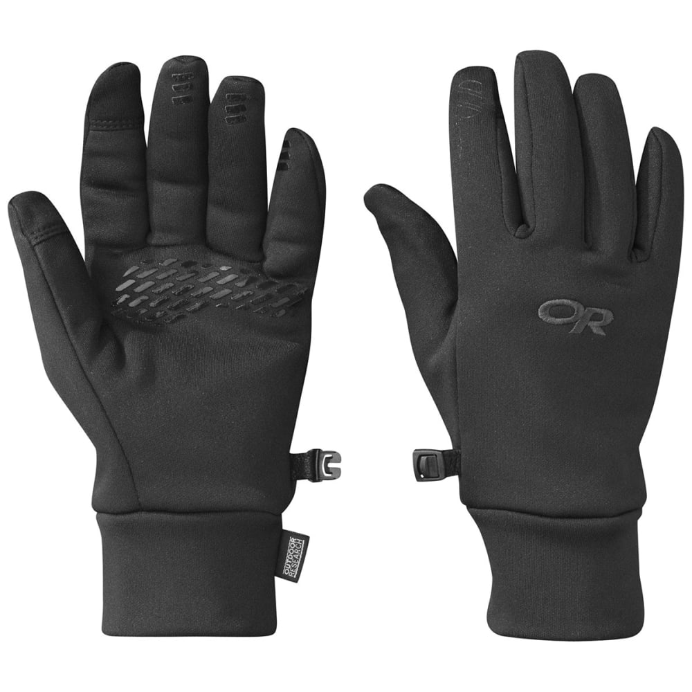 OUTDOOR RESEARCH Women's PL 400 Sensor Gloves - BLACK