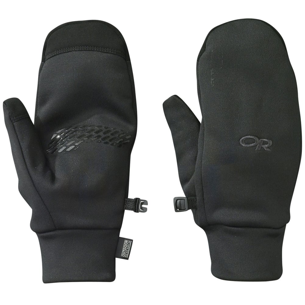 OUTDOOR RESEARCH Women's PL 400 Sensor Mitts - BLACK