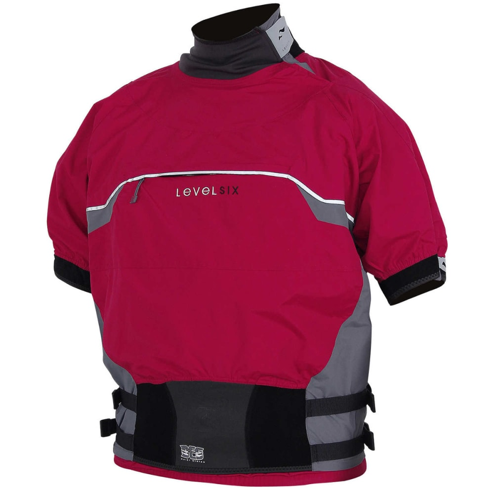 LEVEL SIX Men's Knight Semi-Dry Top - RED