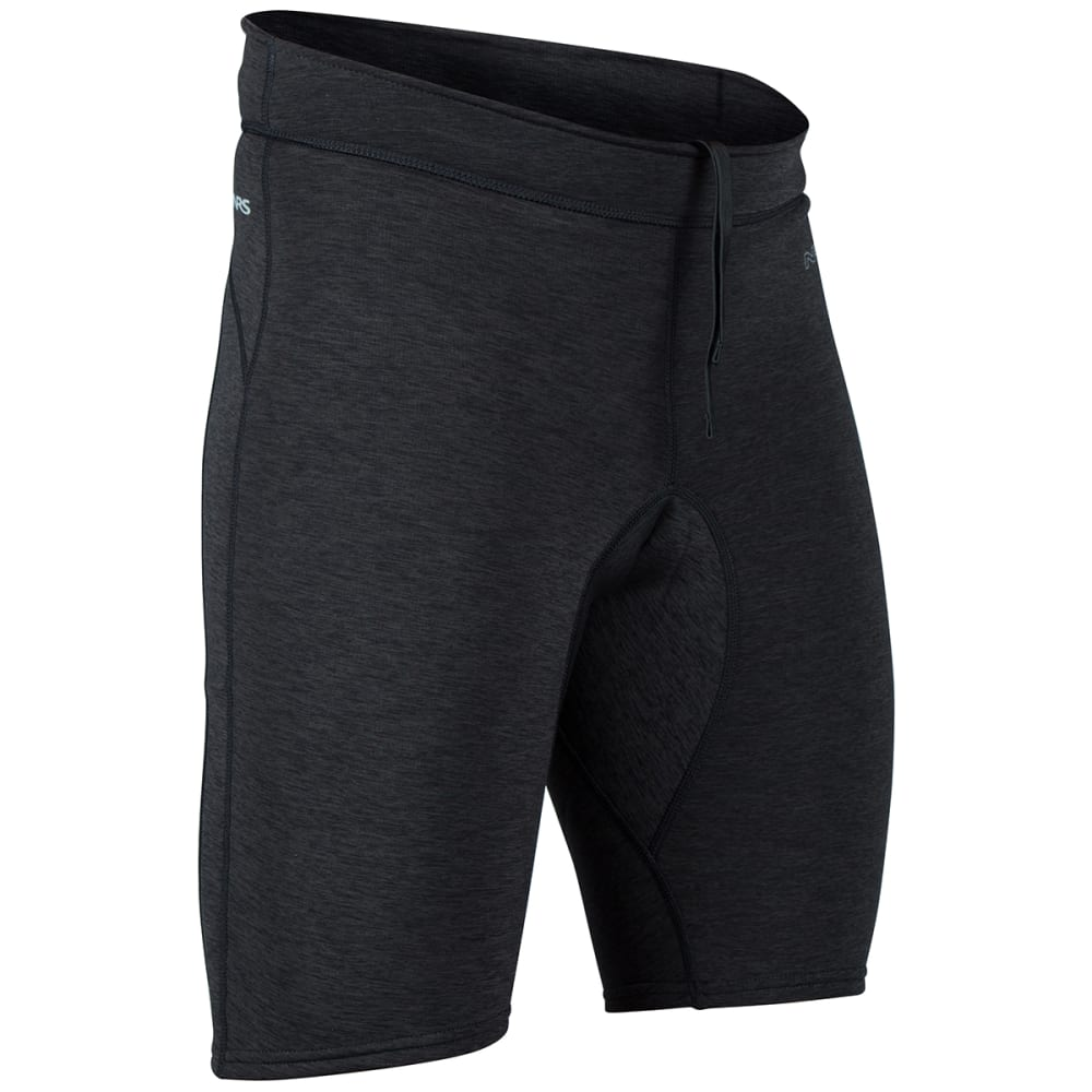 NRS Men's Hydroskin 0.5 Shorts - CHARCOAL HEAHTER