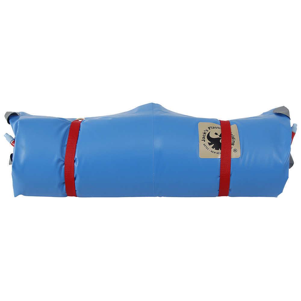 JACK'S PLASTIC El Grande Paco Sleeping Pad - LIGHT BLUE