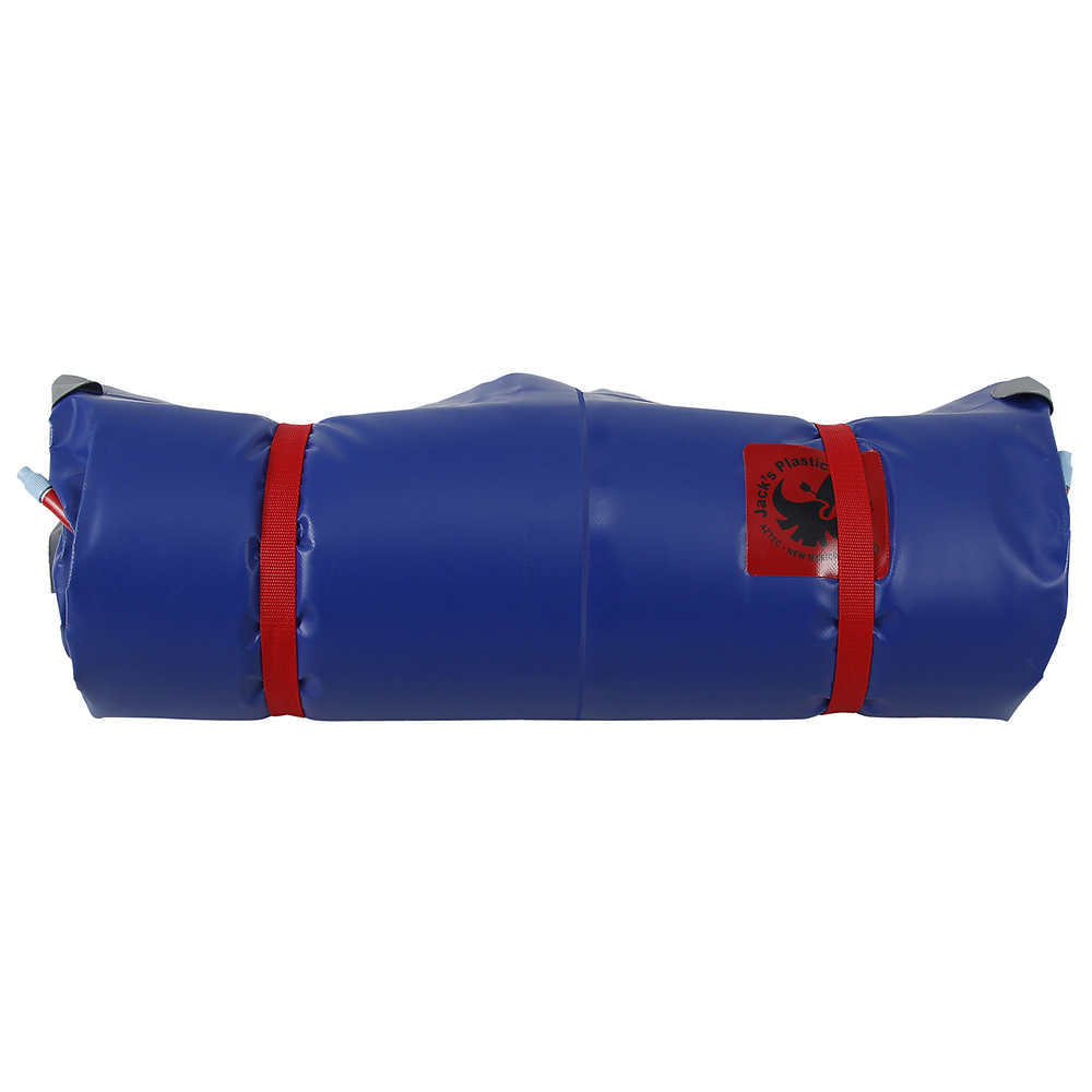 JACK'S PLASTIC El Grande Paco Sleeping Pad - DARK BLUE