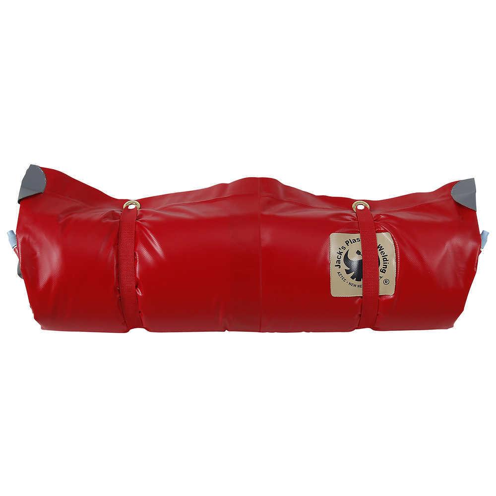 JACK'S PLASTIC El Grande Paco Sleeping Pad - RED