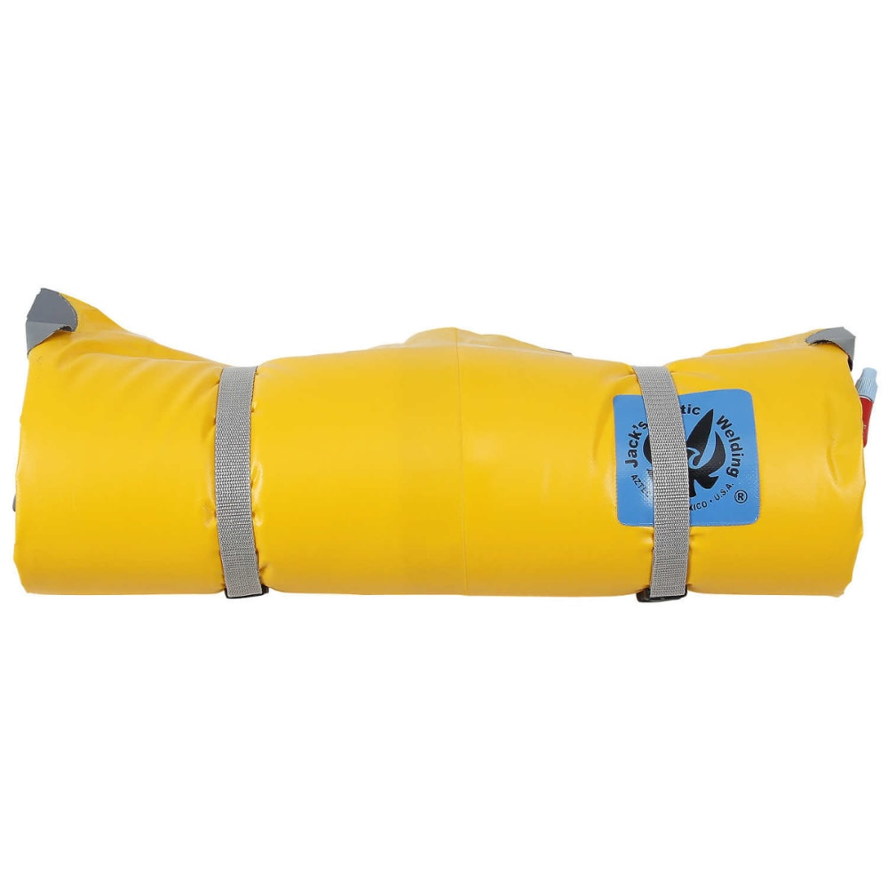 JACK'S PLASTIC Large Paco Sleeping Pad  - YELLOW