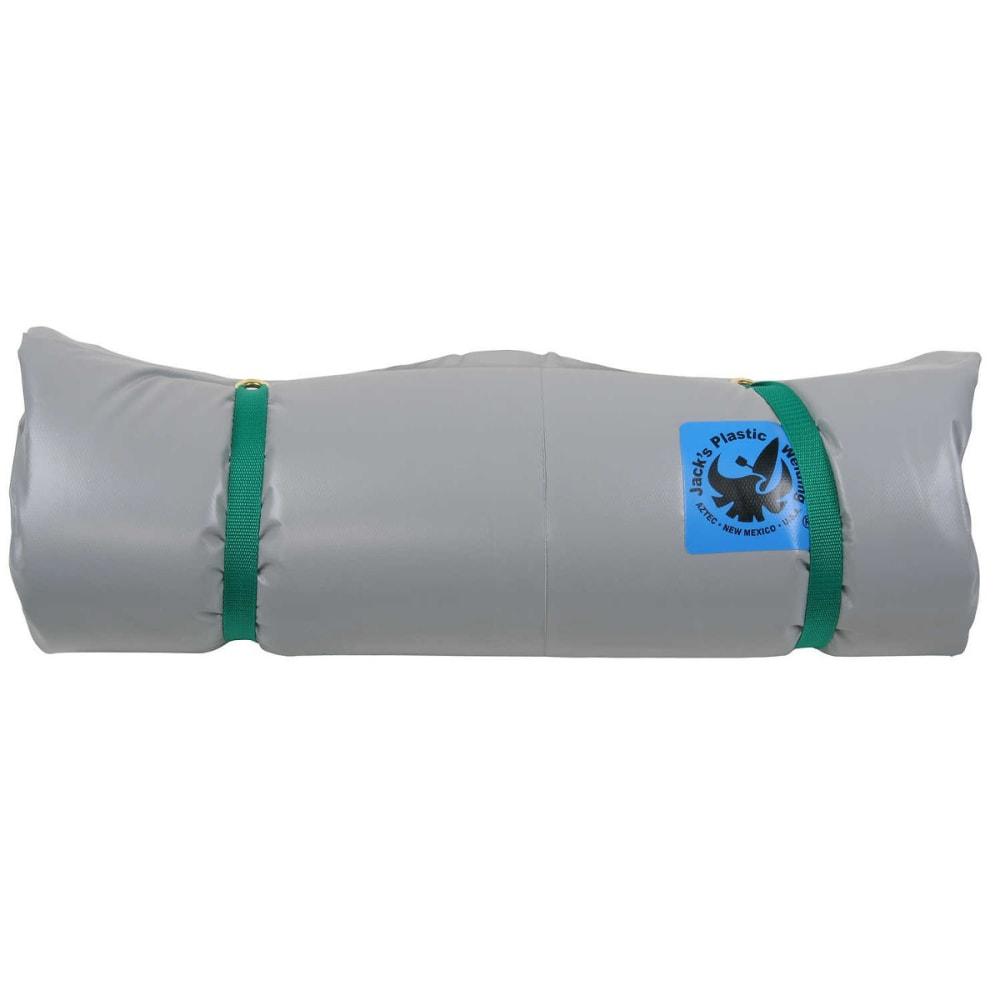 JACK'S PLASTIC Super Paco Sleeping Pad - GRAY