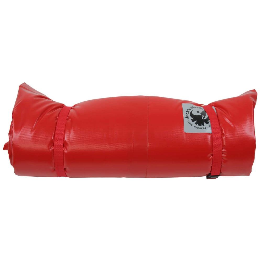 JACK'S PLASTIC Super Paco Sleeping Pad - RED