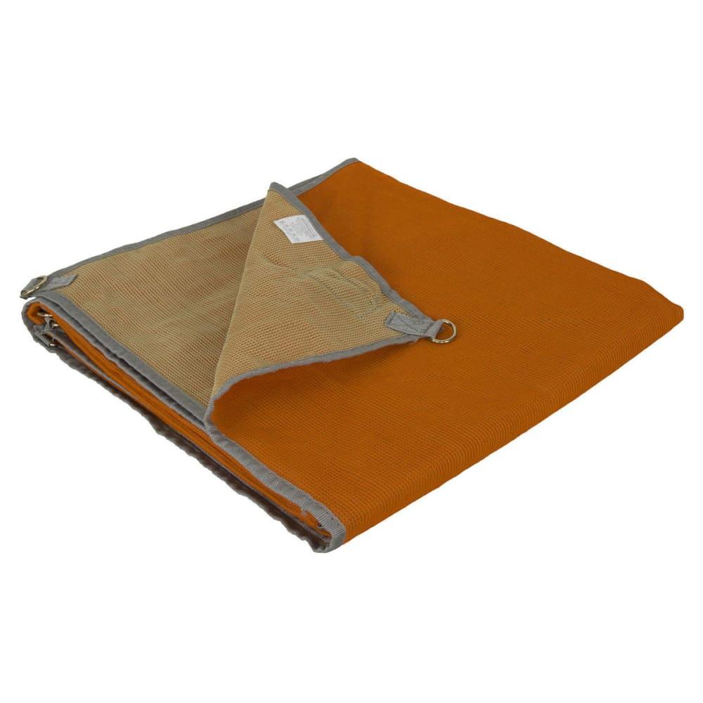 CGear Sand-Free Multimat, 6'x6' - ORANGE