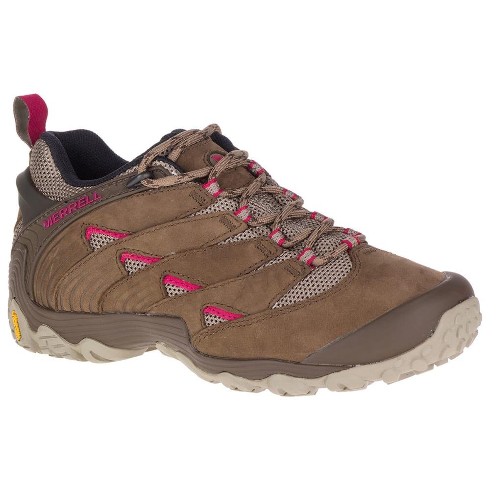 MERRELL Women's Chameleon 7 Low Hiking Shoes 6