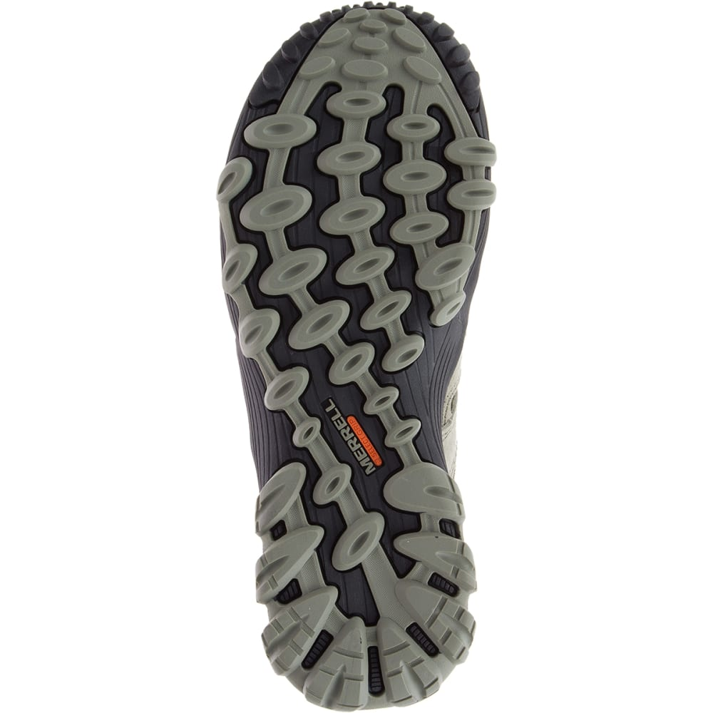 MERRELL Women's Chameleon 7 Limit Stretch Low Hiking Shoes, Dusty Olive - DUSTY OLIVE