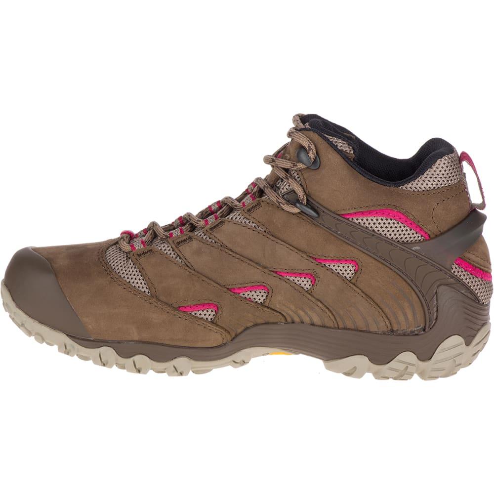 bf59bcf187a MERRELL Women's Chameleon 7 Mid Waterproof Hiking Boot