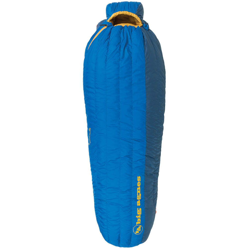 BIG AGNES Lost Ranger 15 Sleeping Bag, Regular  - BLUE