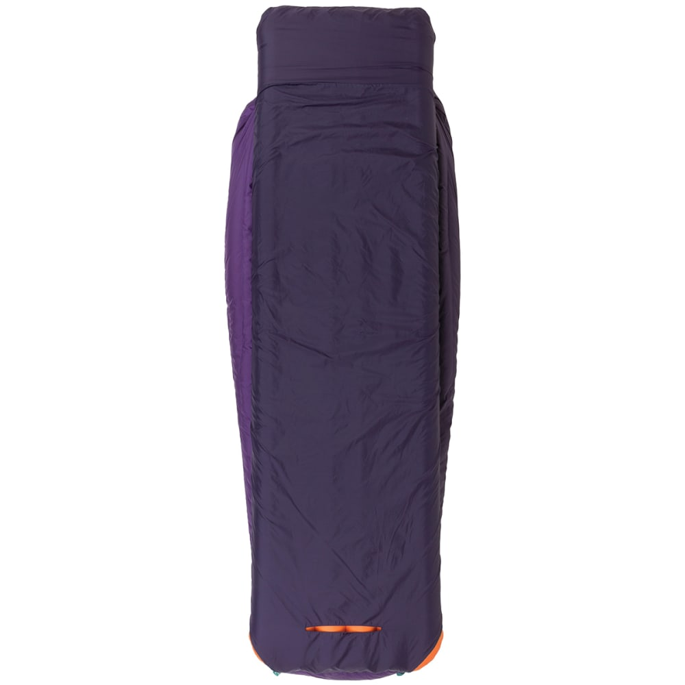 BIG AGNES Women's Roxy Ann 15 Sleeping Bag, Regular - PURPLE