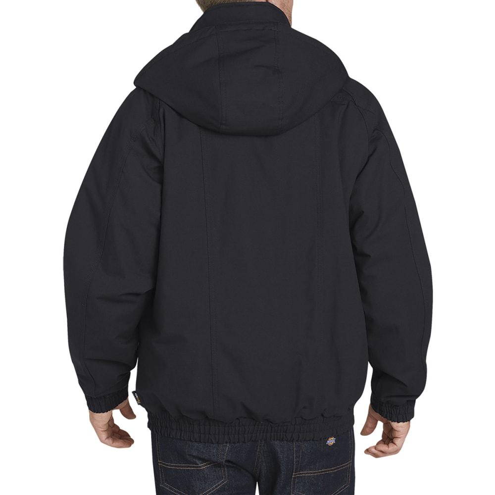 DICKIES PRO Men's Cordura Bomber Work Jacket - BLACK