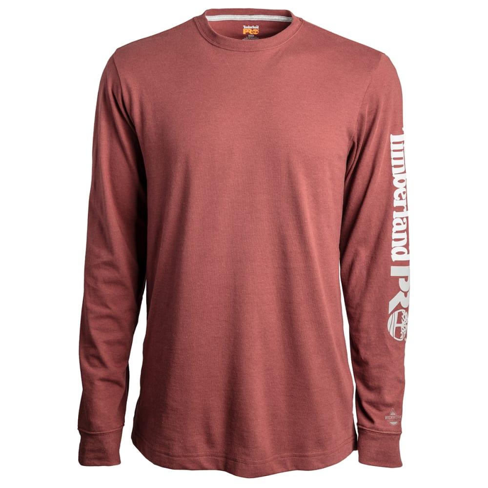 TIMBERLAND PRO Men's Base Plate Long-Sleeve Shirt M