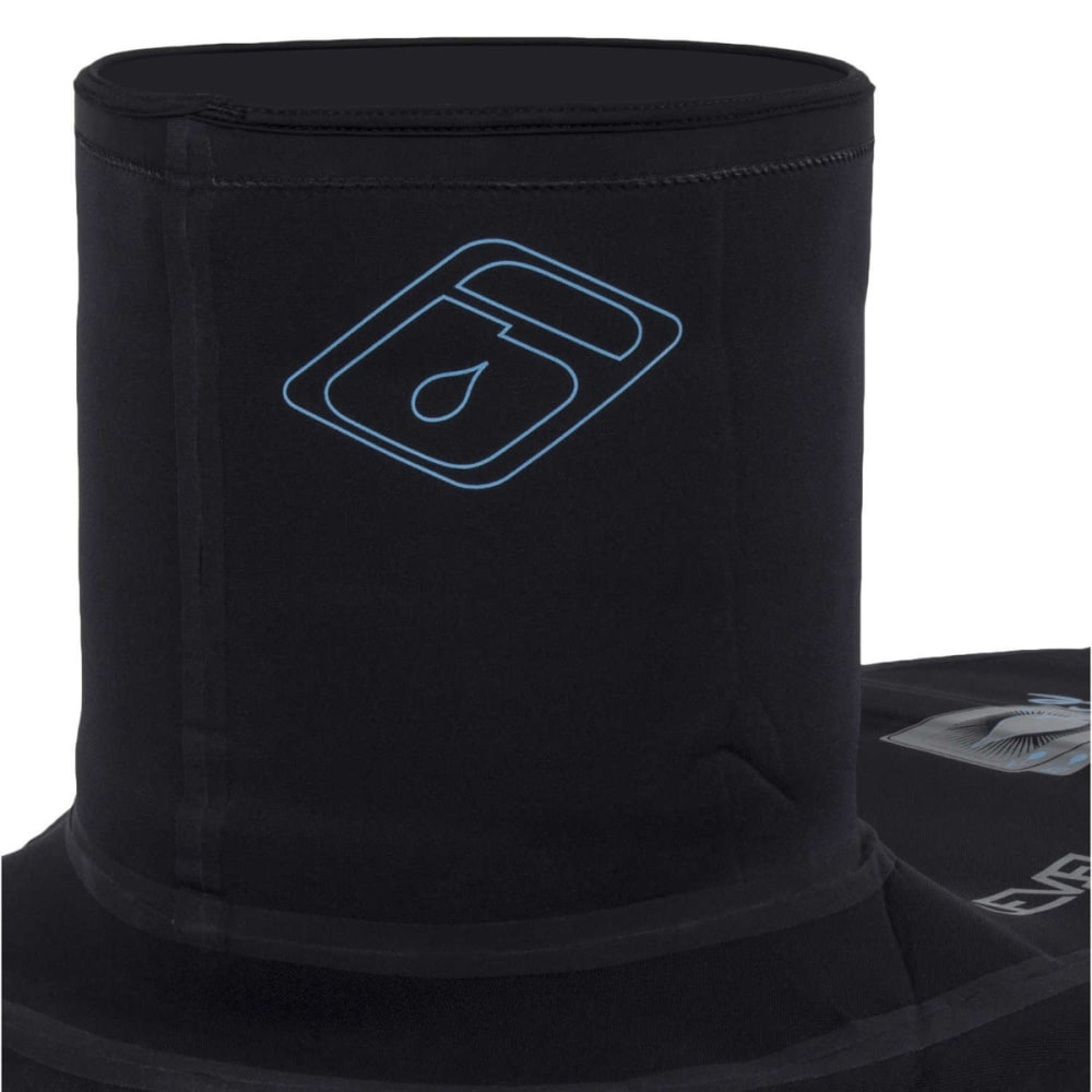 LEVEL SIX Ace Sprayskirt, Large Deck - BLACK