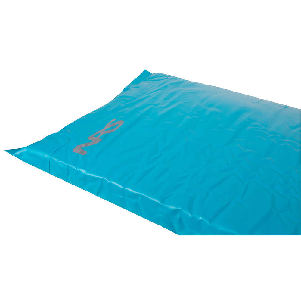 NRS River Bed Sleeping Pad, Large - BLUE