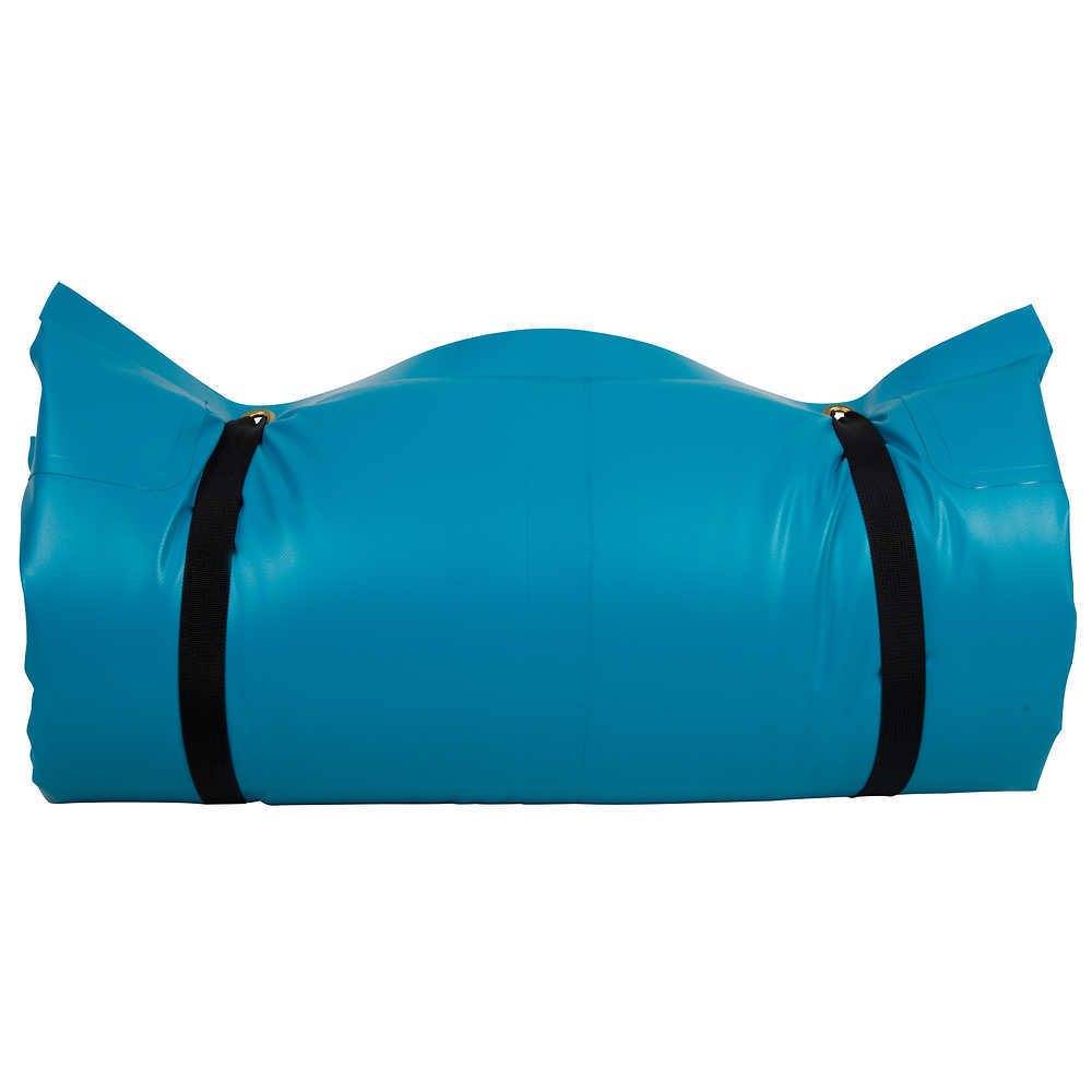 NRS River Bed Sleeping Pad, Extra Large - BLUE