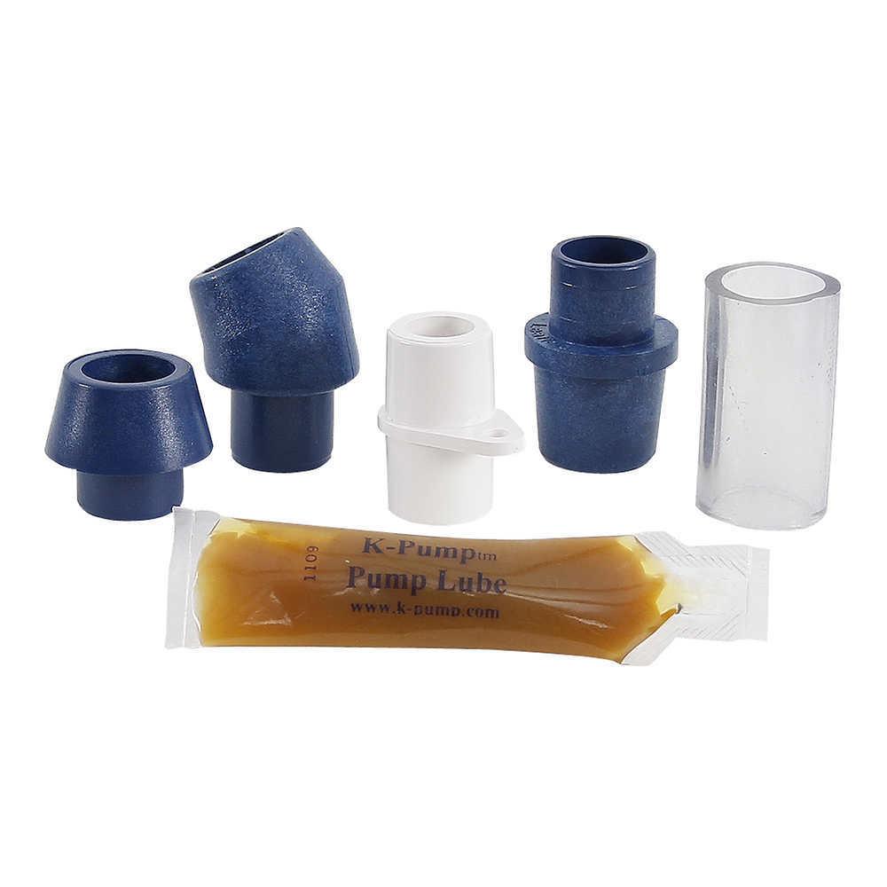 K-PUMP 100 Standard hand pump - WHITE