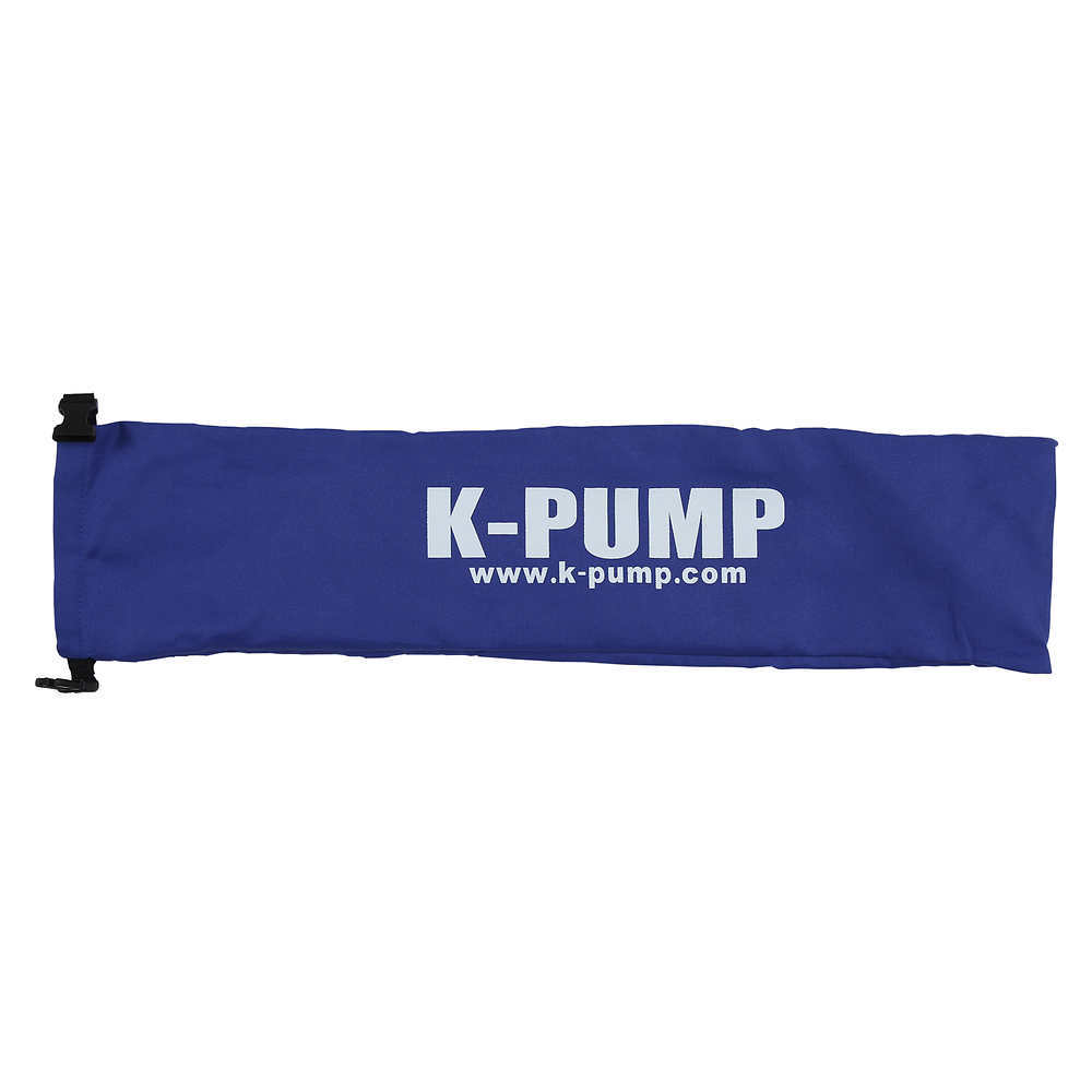 K-PUMP 200 Hand Pump w/ Check Valve - WHITE