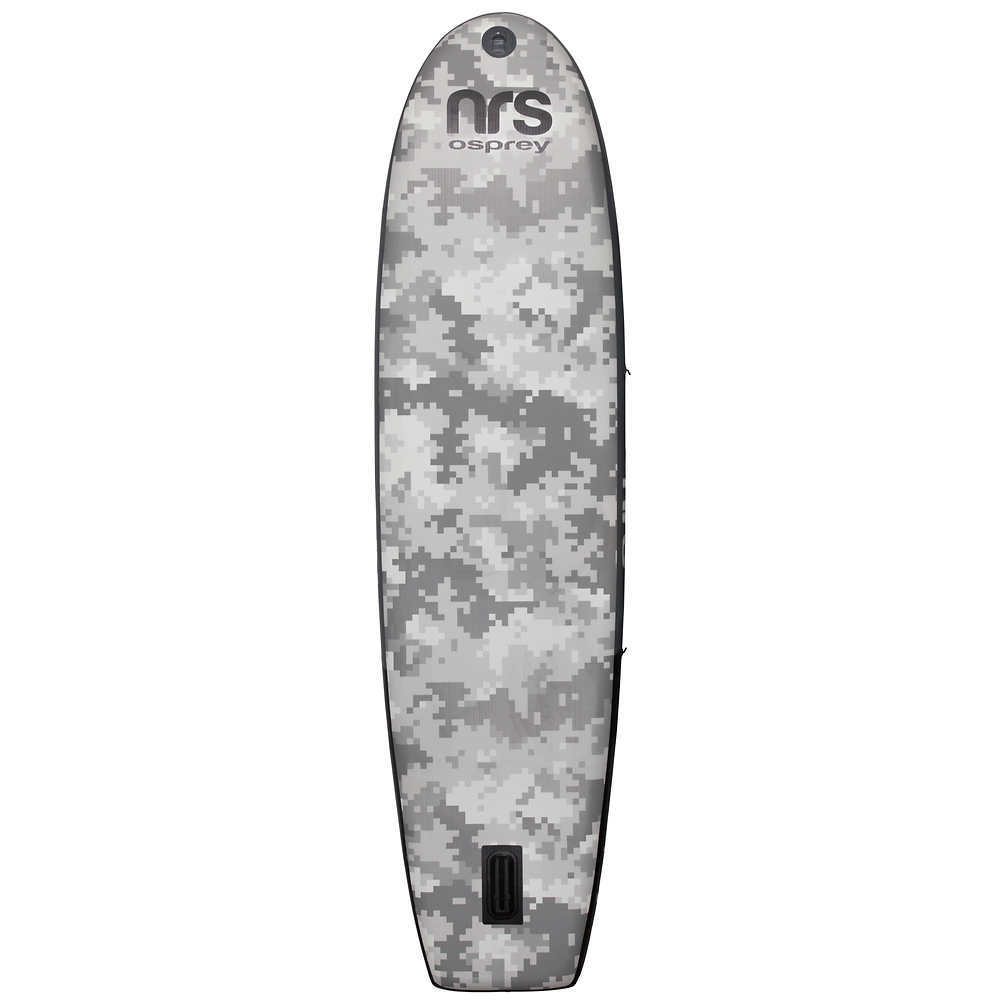 "NRS Osprey Fishing Inflatable Paddleboard, 11' 0"" - GREY"