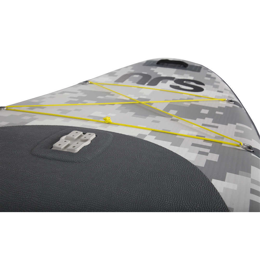 "NRS Osprey Fishing Inflatable Paddleboard, 11' 0"" - GREY"