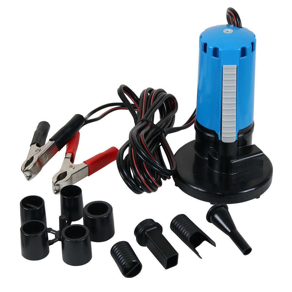 LVM Inflator Pump - BLUE