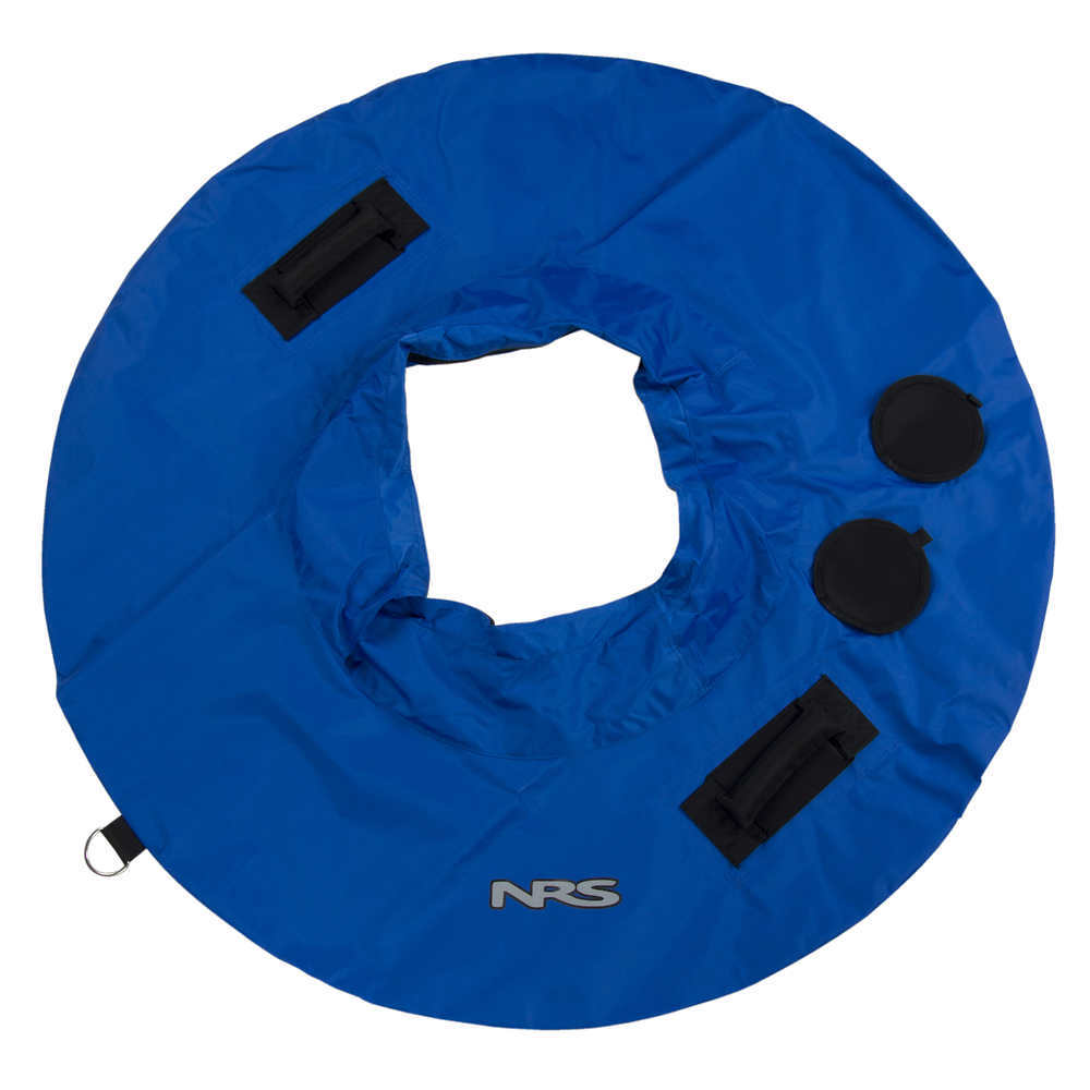 NRS Wild River Tube Cover - No Floor - BLUE