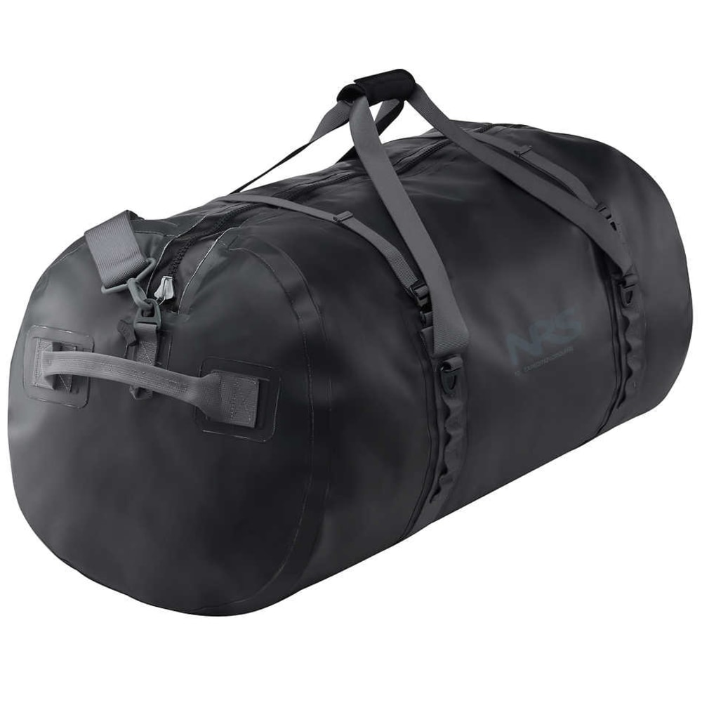 NRS Expedition DriDuffel Dry Bag, 105L - FLINT