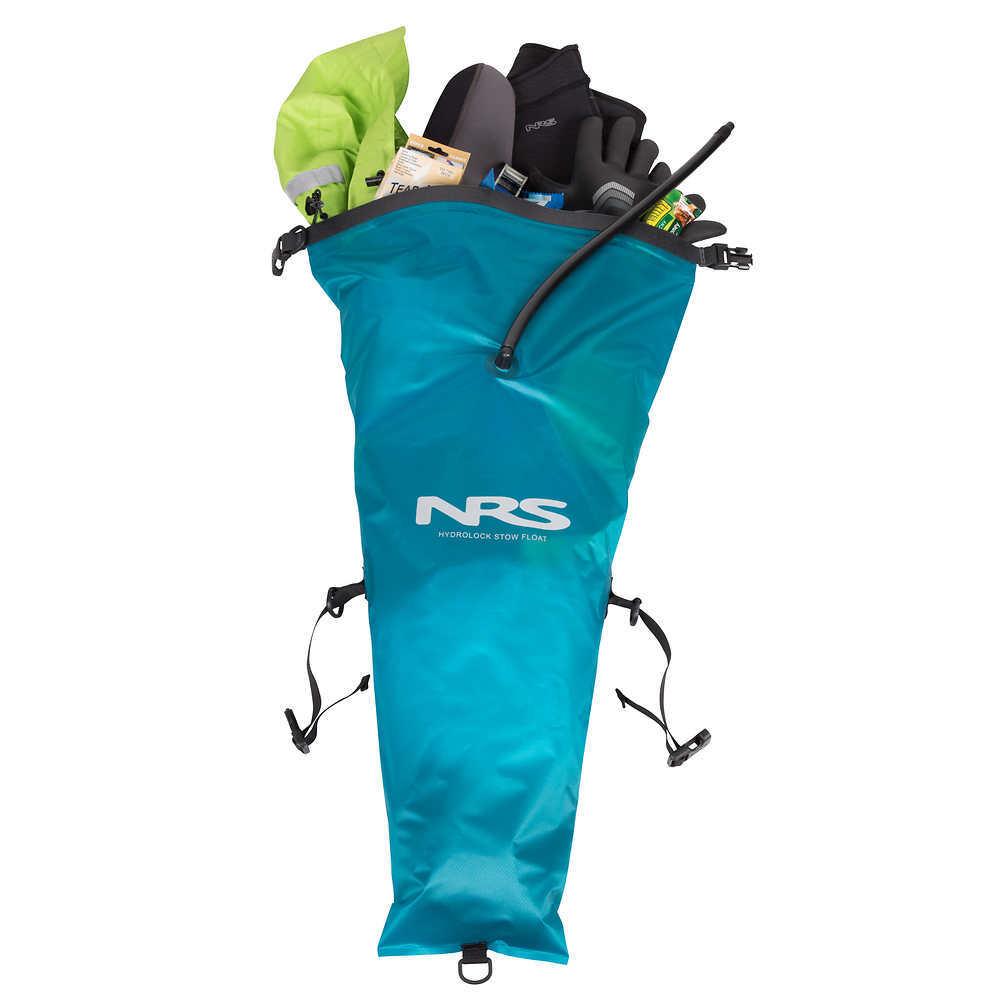 NRS Hydrolock Kayak Stow Float - BLUE