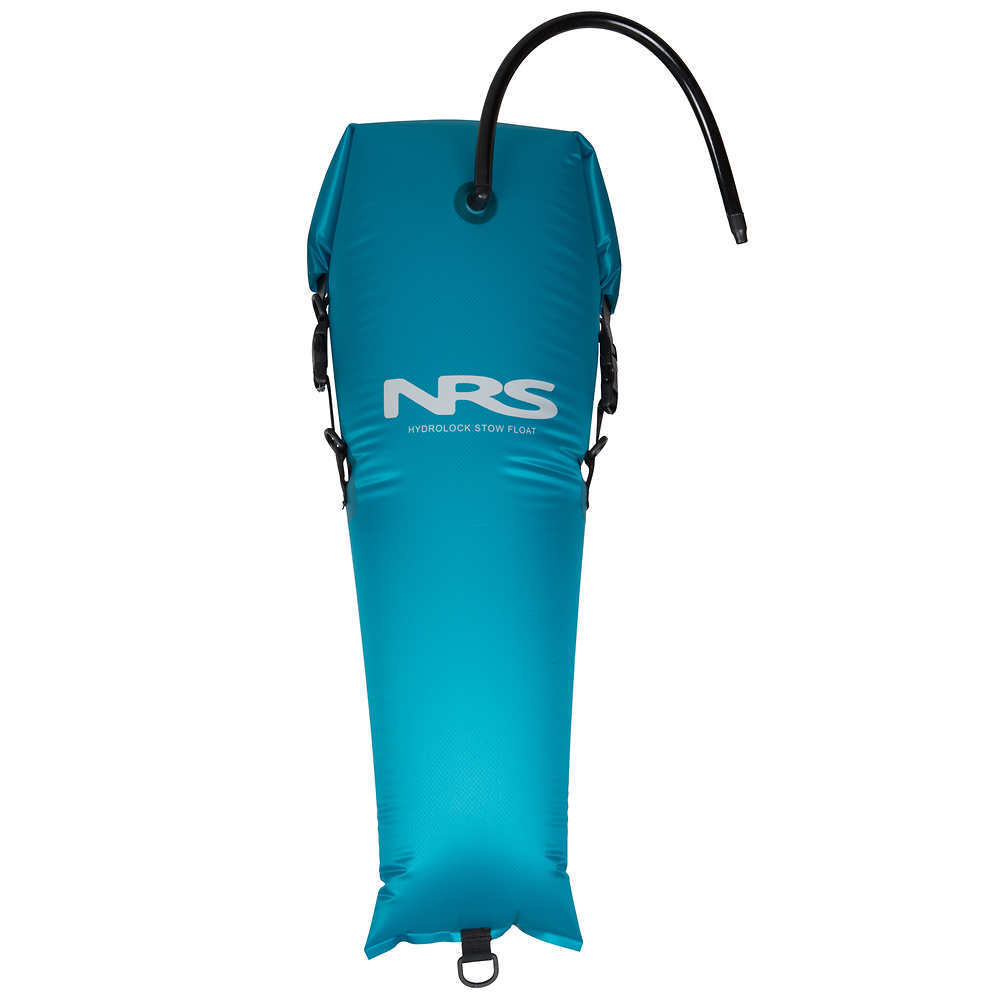 NRS Hydrolock Kayak Stow Float - BLUE