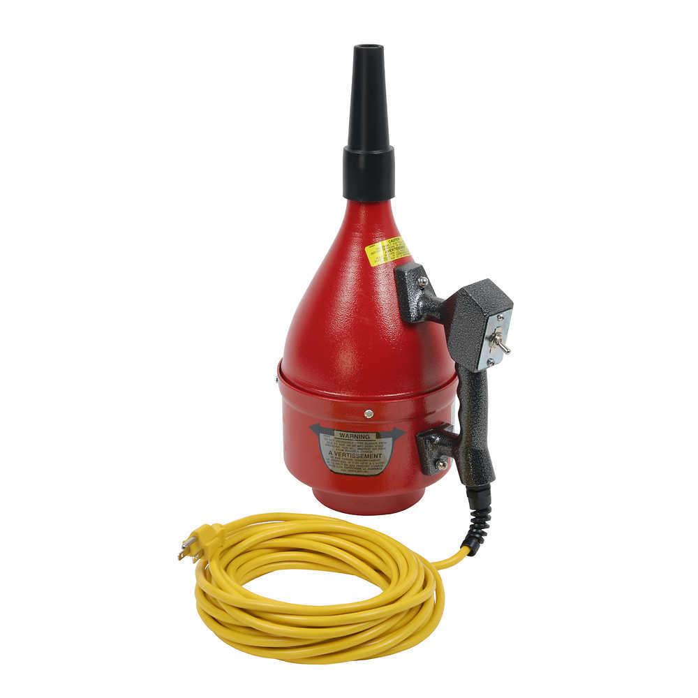 MASTERCRAFT Big Blower Pump - RED