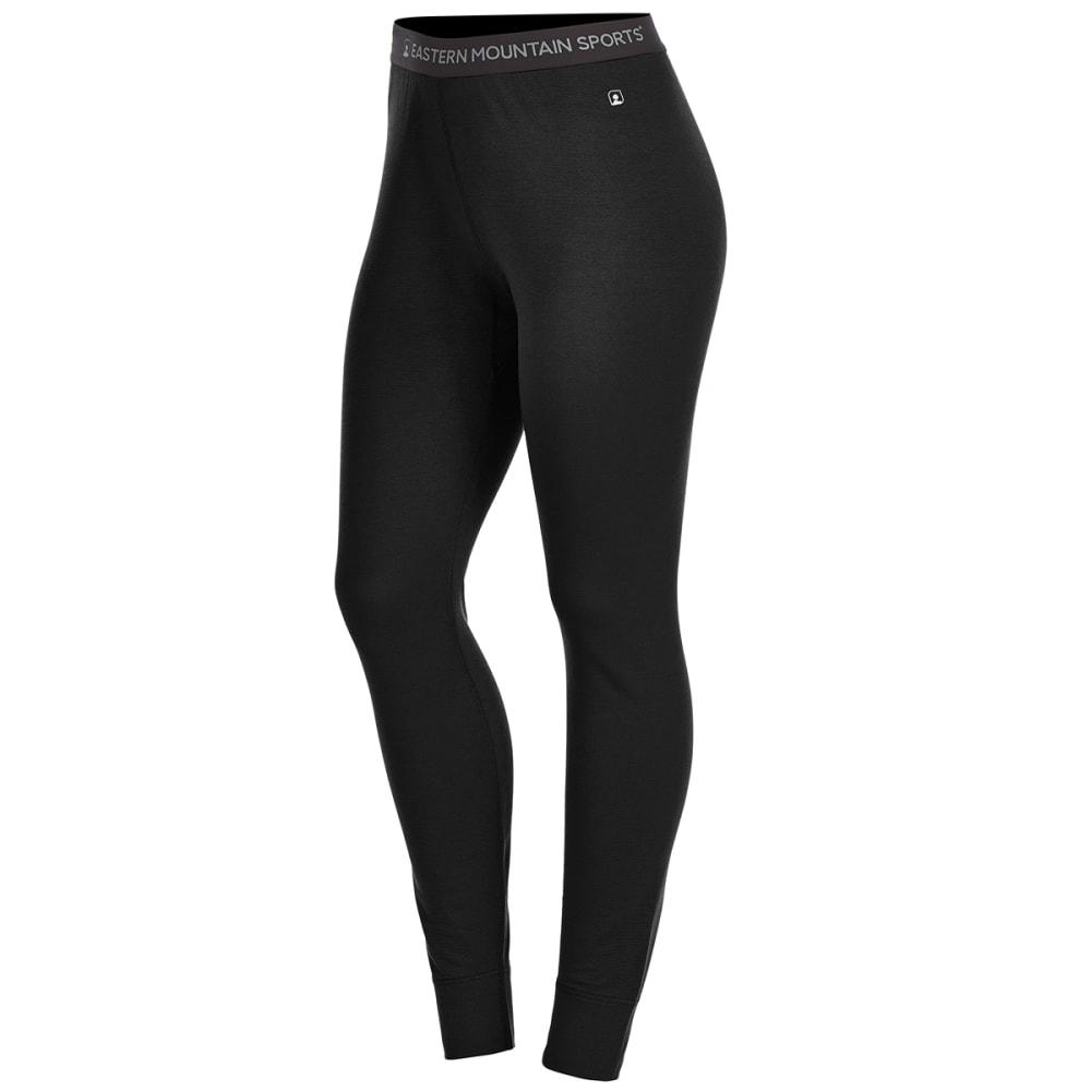 EMS® Women's Techwick® Midweight Base Layer Tights - BLACK