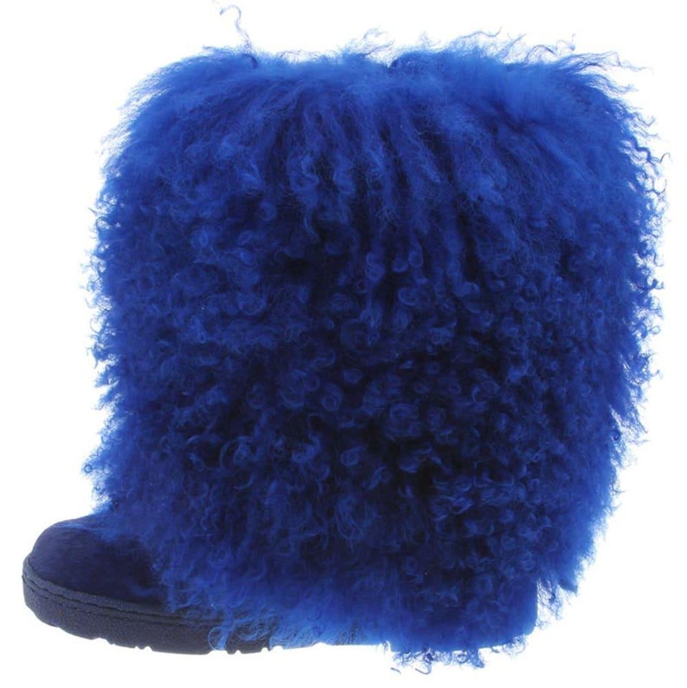 BEARPAW Women's Boetis II Boots, Cobalt blue - COBALT BLUE