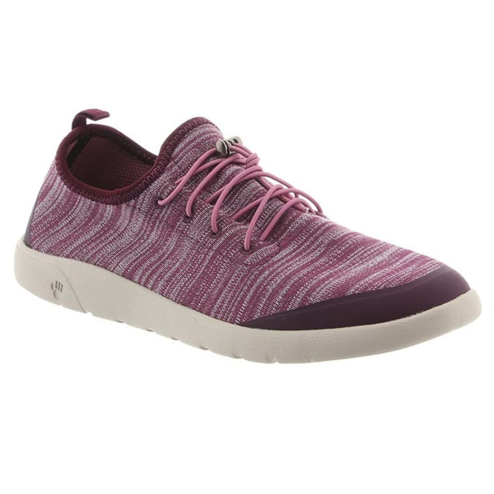 BEARPAW Women's Irene Shoes, Plum 6.5