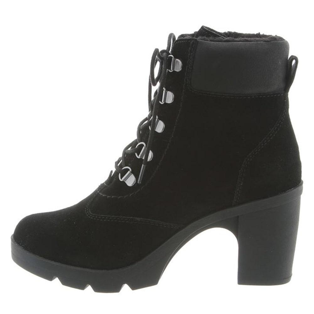 BEARPAW Women's Marlowe Boots, Black II - BLACK II