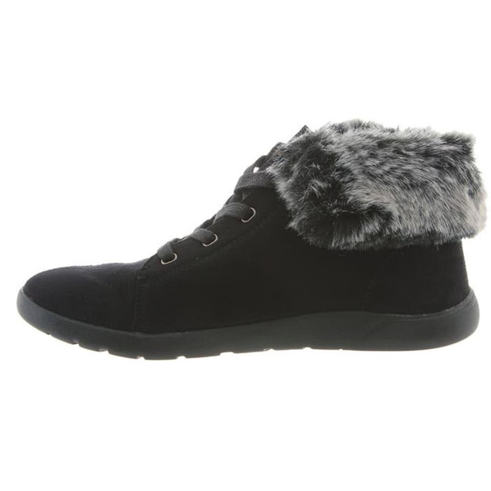 BEARPAW Women's Frankie Shoes, Black II - BLACK II