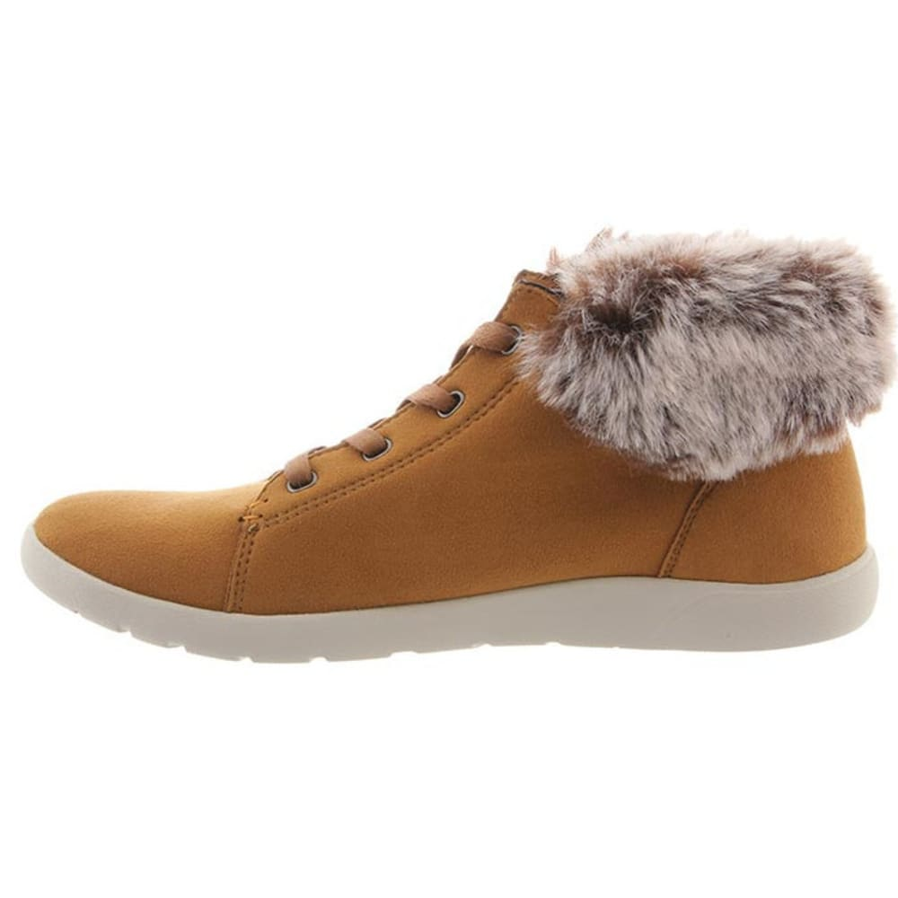BEARPAW Women's Frankie Shoes, Tan - TAN