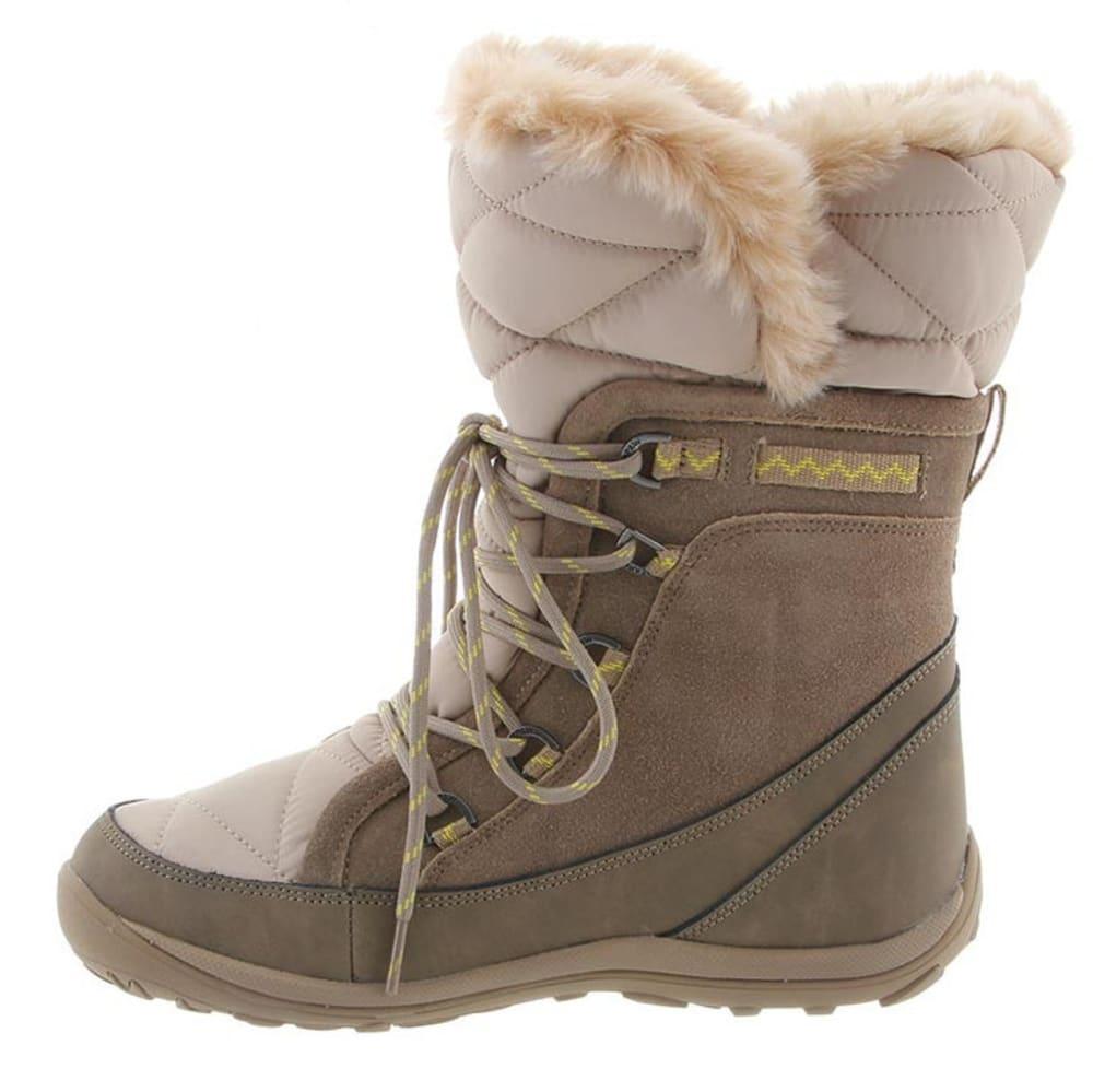 BEARPAW Women's Whitney Boots, Stone - STONE
