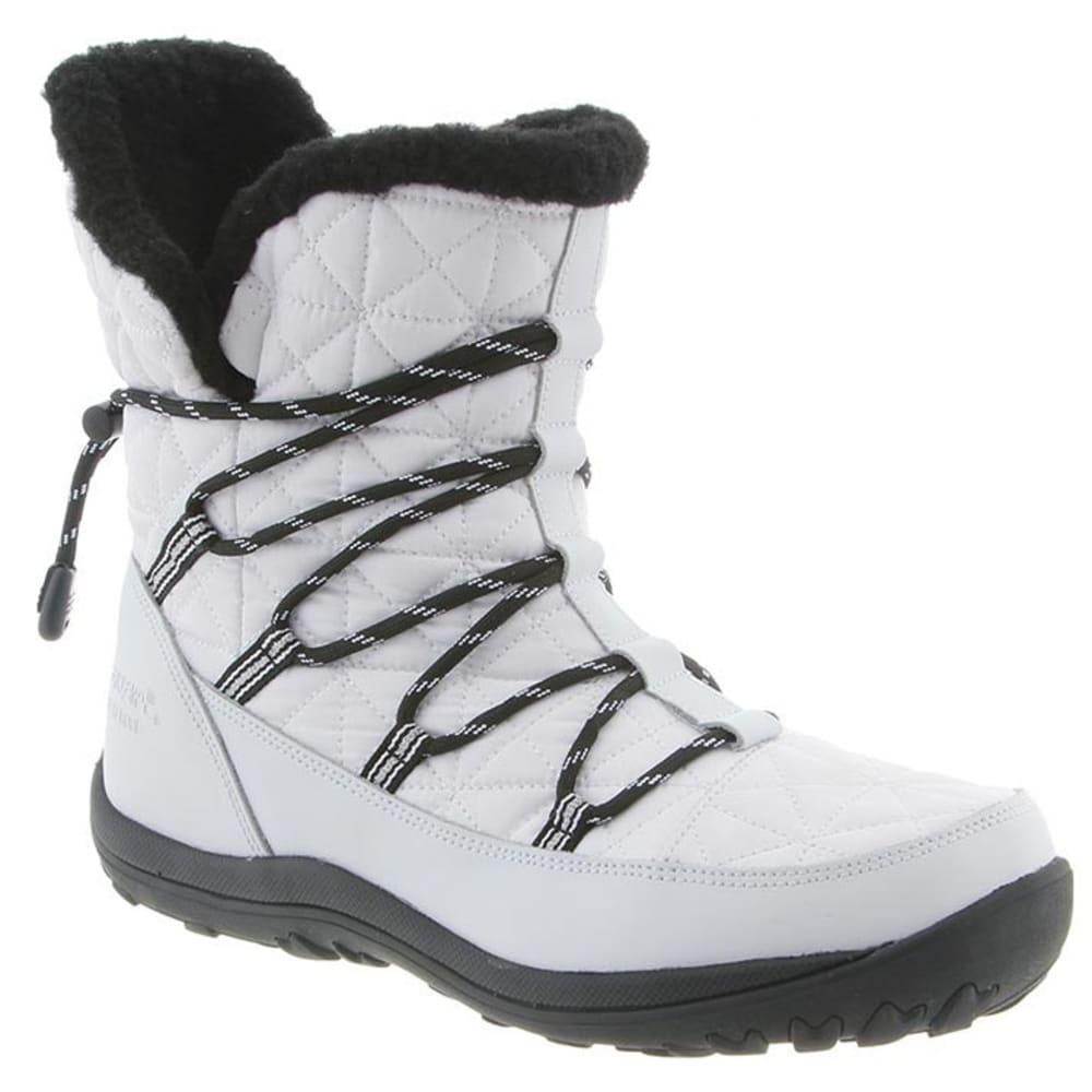 BEARPAW Women's Celine Boots, White - WHITE